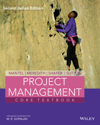 Cover image of Project Management: Core Textbook, Second Edition