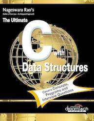 The Ultimate C with Data Structures