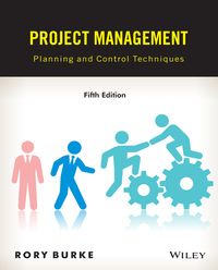 Project Management, 5ed: Planning and Control Techniques
