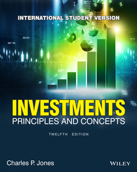 Investments, 12ed, ISV: Principles and Concepts
