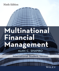 Cover image of Multinational Financial Management, 9ed