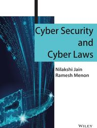 Cover image of Cyber Security and Cyber Laws